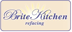 Brite Kitchen Refacing Logo